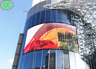 High Definition Outdoor Full Color LED Display P6 For Advertising