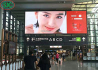 China High Brightness Outdoor Digital Signage Displays , LED Advertising Display Full Color factory