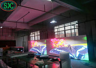 China P4 Indoor RGB LED Display SMD 1R1G1G Die Cast Aluminum Cabinet Rental Usage factory