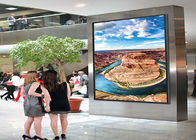 P2.5 Indoor Full Color LED Display IP43 HD Waterproof For Advertising Poster