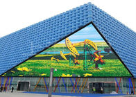 China SMD 3528 RGB Outdoor Led Video Display , P8 Led Video Wall Screen Full Color factory