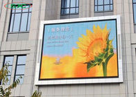 High Resolution Full Color Outdoor Advertising Led Display P5 3840hz 16 Scan Driving