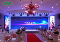 China Small Pitch Lndoor Advertising LED Screens 2.5mm Pixels HD 1200 cd/sqm Brightness factory