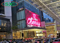 China HD P3.91 Large Outdoor Led Display Screens SMD 3-IN-1 Installed In Shopping Mall factory