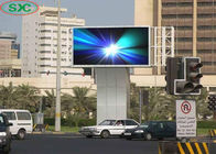 Outdoor Full Color RGB LED Display Screen Customized Fixed Tv Advertising Screen