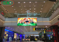 China Small Pitch 2.5mm Indoor Full Color LED Display Suspension / Wall Mounting 1R1G1B factory