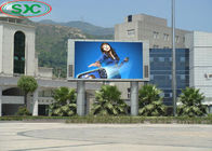 p10 outdoor led display smd 3535 1/4 scan smd grb module led screen wholesale price