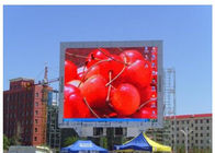 Outdoor p Giant Led Commercial Advertising Display Screen waterproof high resolution