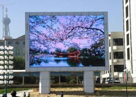 Waterproof Outdoor Full Color LED Display SMD3535 Die Catsing Aluminum Cabinet
