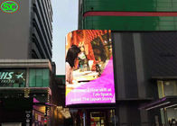 Outdoor Advertising Curved P10 Outdoor LED Screen Display SMD3535