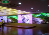 High Brightness Indoor Advertising Led Display , Led Full Color Display Rgb 3 In1