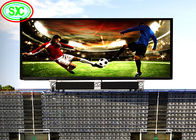 China Football Stadium LED Display Circuit Diagram 6mm Pixel Pitch Panel Full Color factory