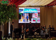 1R1G1B Indoor Full Color Led Display P4 Hanging Wall Screen Singer Performance