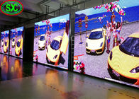 Full Color Stage Background Led Screen 4.81mm Pixel Pitch Video Wall HD BIG Screen
