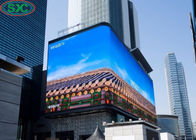China 6mm Pitch Outdoor Led Advertising Screens Rgb 3 In 1 6500cd/m2 Brightness factory