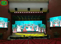 China Full Color P10mm Led Display Stage Background Led Screen IP67steel and iron cabinet company
