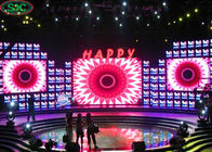 China Rental Screen Indoor Full Color LED Display 3.91mm Pitch Curved For Advertising factory