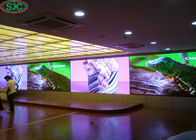 China 1200cd/m2 Brightness Indoor Full Color LED Display 2.5mm Pixel Pitch IP65/IP54 factory