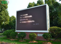 China P10 Flexible Full Color Led Display Board , Advertising LED Billboard TV Screen factory