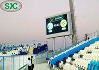 China outdoor full color p8 stadium led screen for live broadcast smd module size 256x128mm factory