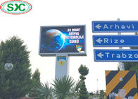 China Advertising Outdoor Full Color Led Display DIP P10 3 In 1 Brightness 6000cd/m2 factory