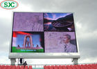 China P8 Led Stadium Advertising Boards , Sports Perimeter Led Display 6000cd Brightness factory