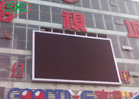 China Wall Mounted Outdoor Full Color Led Screen Commercial Advertising P8 32x16 Dots Pixel factory