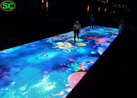 p8.928 indoor led display starlit dance floor,led dance floor with size 250mm*250mm led dj stage dance floor screen
