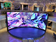 China Indoor high-density pixel LED display, P3 Led video wall advertising screen factory