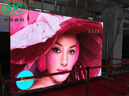 Flexible Indoor Full Color LED Display , SMD P4 Led Curtain Display Lightweight