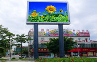 China Mobile P8 Rental Led Perimeter Advertising Boards 3535 Lamp Size For Event Stage factory