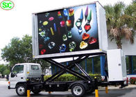 Advertising 3G Controller Mobile Truck LED Display SMD P5 High Resolution