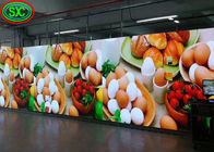 Lightweight Indoor Full Color Led Display 2mm Pixel Pitch Mall Advertising Video Wall