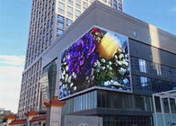 5000 Nits Flexible LED Screen Panels Advertising Video Wall Outdoor SMD2525 1R1G1B