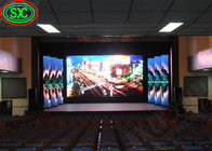 IP65 Full Color LED Video Wall Screen Iron / Steel Cabinet 3 Years Warranty