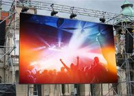 1R1G1B SMD Outdoor Full Color Led Signs , P3.91 Rental Advertising LED Display