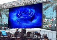 Wide View Angle Full Color LED Rental Display Small Pitch SMD P3.91 2500cd/㎡