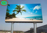 Outdoor Full Color Led Display Advertising Led Billboard P4 P5 P6 P8 P10 with CE ROHS FCC CB Certification
