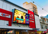 Building P6 P8 P10 SMD LED Screen Advertising Billboard Super Clear Vision 3 Years Warranty