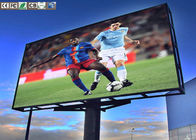 P10 Outdoor Big Video Panel LED Advertising Billboards Display With 3 Years Warranty