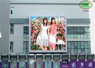 China RGB  Full Color Outdoor Electronic LED Video Screens Wall for Highway / Street factory