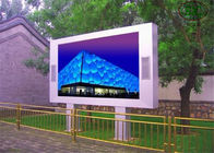China Pixel 16mm DIP Exterior RGB LED Display , large IP65 waterproof LED board panel factory