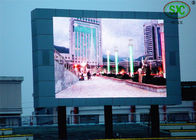 China Rental Picture advertising tri color RGB LED Display screen With 1/4 scanning factory
