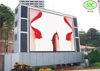 China Waterproof SMD RGB LED Display , Exterior multi color Giant LED Screen factory