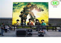 China 1R1G1B SMD3528 multi color High definition HD LED display billboard factory
