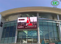 DIP P16 1R1G1B LED Billboards , Bus Station IP67 DIP346 LED Display Panel