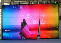 P2.5 full color LED Display RGB LED curtain ip65 For Advertising
