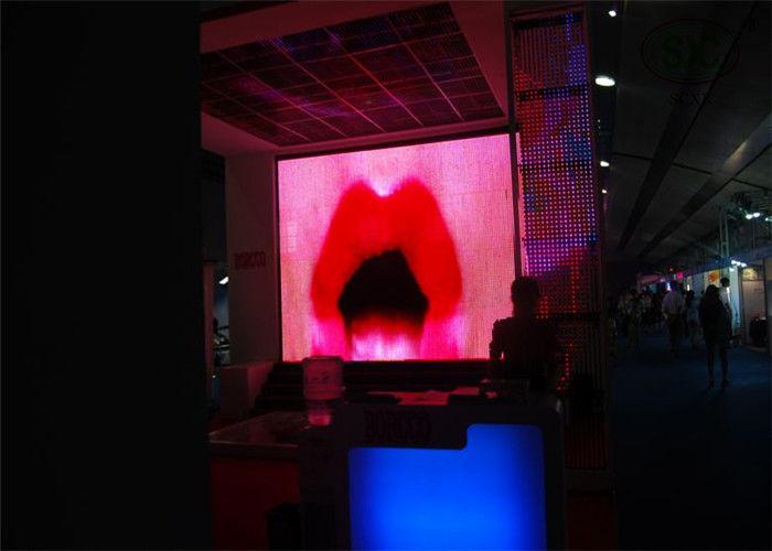 2017 good advertising rental board hd Indoor P2.5 RGB SMD full color Module LED Display Video Display Module