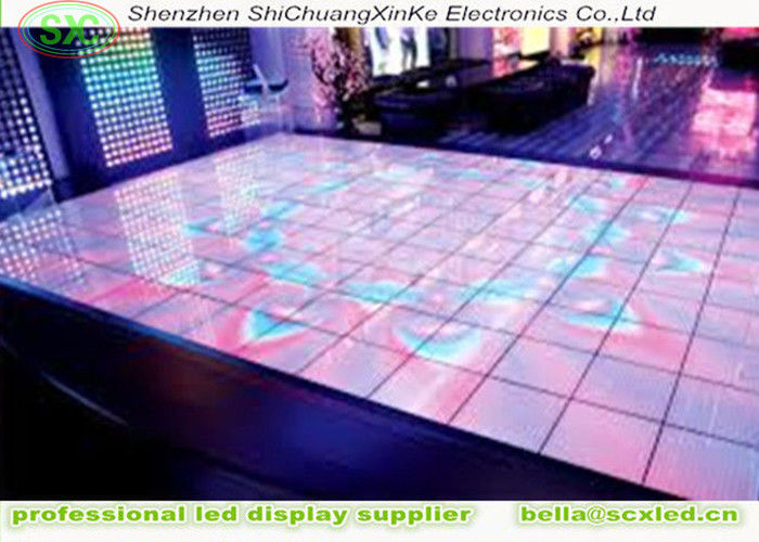 Open Stage Concert Rental Full Color Outdoor P6 25 Led