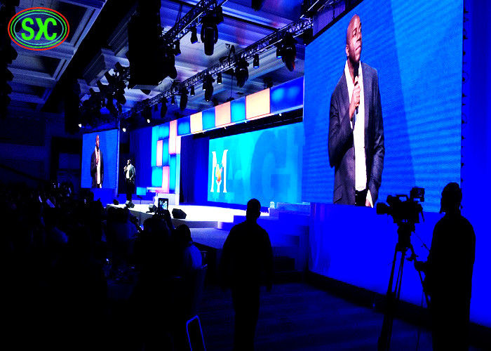 HD Stage LED Screens P3 Indoor Full Color LED Video Wall